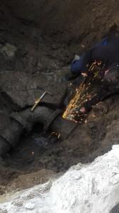 usuwanie awarii wodociągowej